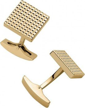Cuff links – Yellow Gold