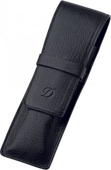 S.T. Dupont Liberté 1 Pen Case – Grained Black Leather 92012