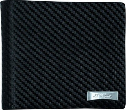 Défi Billfold Holder & Id Papers -Black Carbone