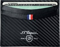 Défi Business Card Holder – Black Carbone