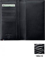 S.T. Dupont Line D Pocket Diary Cover – Black Diamond 180410